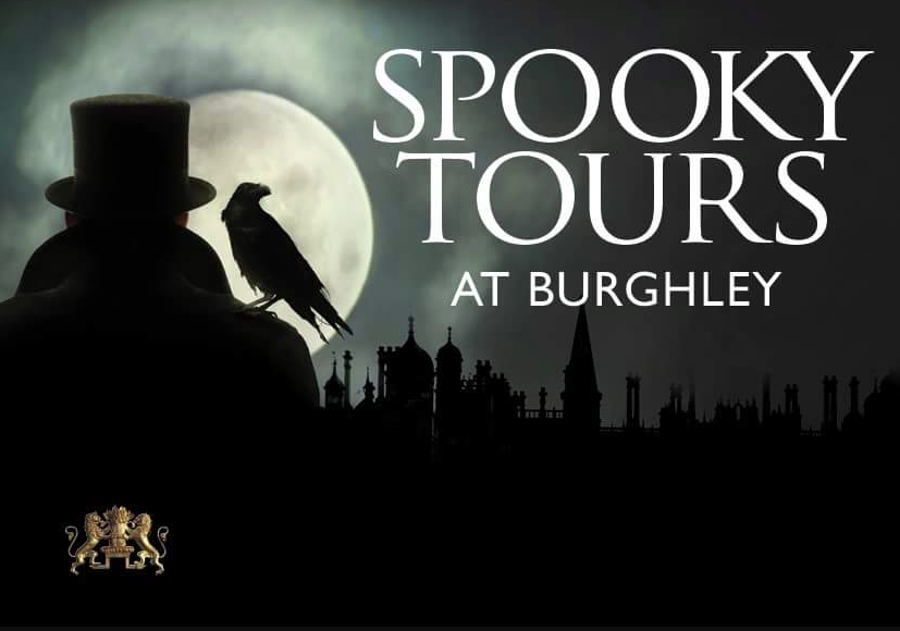 A Spooky Tour of Burghley House