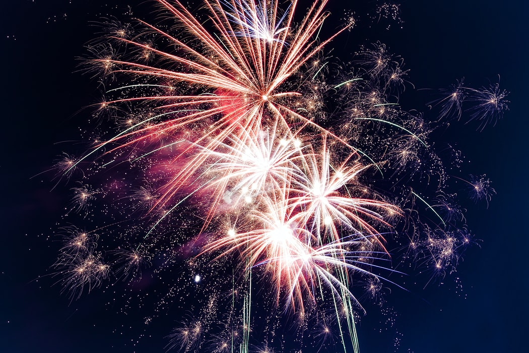 Fireworks: bang out of order?